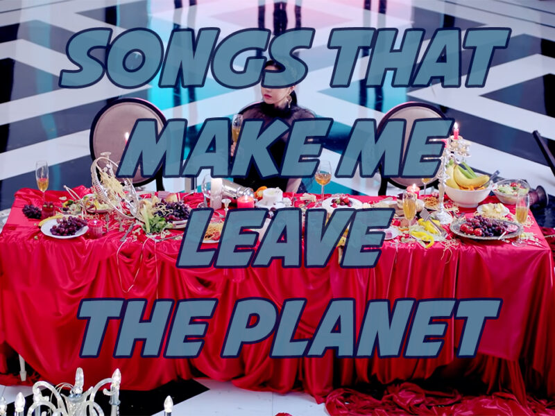 24 kpop songs that make me leave the planet