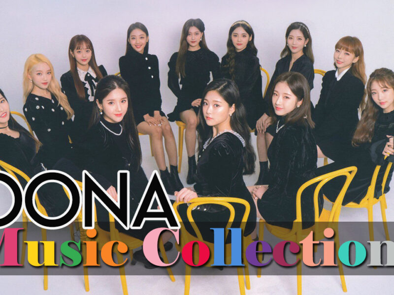 THE ULTIMATE LOONA PLAYLIST 🌙 이달의 소녀 노래 모음 | Loona Music Collection (2016-2020)