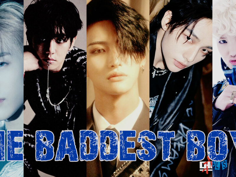 The Baddest Boys 🔥 a hype kpop BG playlist