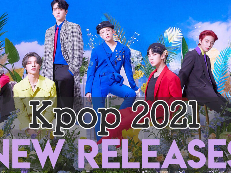 KPOP 2021 NEW RELEASES vol 06 🎵 2021 최신곡 재생 목록 | Kpop Playlists